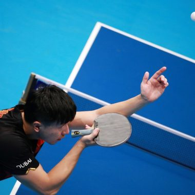 How to Spin Ping Pong Balls for a Wicked Serve